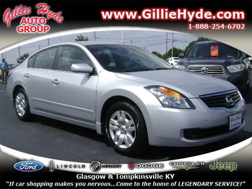 2009 nissan altima sedan 2 5 s for sale in dry fork kentucky classified. Black Bedroom Furniture Sets. Home Design Ideas