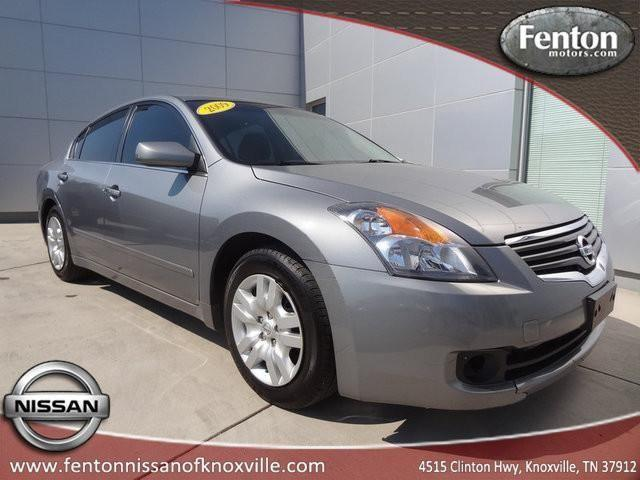 2009 nissan altima sedan 2 5 s for sale in knoxville tennessee classified. Black Bedroom Furniture Sets. Home Design Ideas