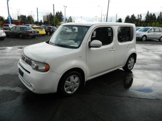 2009 nissan cube s lease return for sale in five corners washington classified. Black Bedroom Furniture Sets. Home Design Ideas