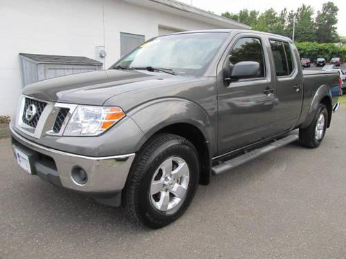 2009 nissan frontier 4wd small pickup trucks se for sale in oakville connecticut classified. Black Bedroom Furniture Sets. Home Design Ideas