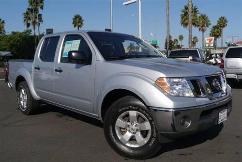 2009 nissan frontier crew cab pickup for sale in pacific beach california classified. Black Bedroom Furniture Sets. Home Design Ideas