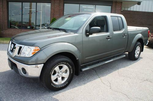 2009 nissan frontier crew cab pickup se for sale in carrollton maryland classified. Black Bedroom Furniture Sets. Home Design Ideas