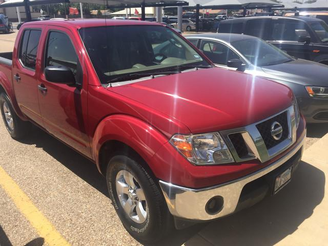 2009 nissan frontier le 4x2 le crew cab short bed 4dr 5a for sale in lubbock texas classified. Black Bedroom Furniture Sets. Home Design Ideas