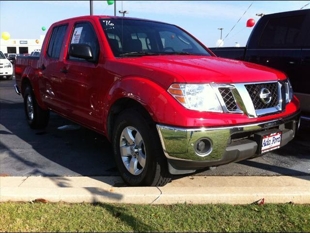 2009 nissan frontier se for sale in ada oklahoma classified. Black Bedroom Furniture Sets. Home Design Ideas