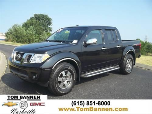2009 nissan frontier truck crew 4wd pro 4x for sale in am qui tennessee classified. Black Bedroom Furniture Sets. Home Design Ideas