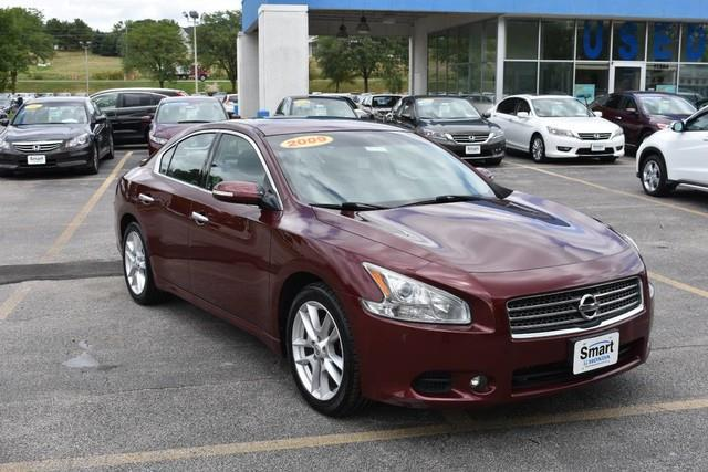 2009 nissan maxima 3 5 sv 3 5 sv 4dr sedan for sale in des moines iowa classified. Black Bedroom Furniture Sets. Home Design Ideas