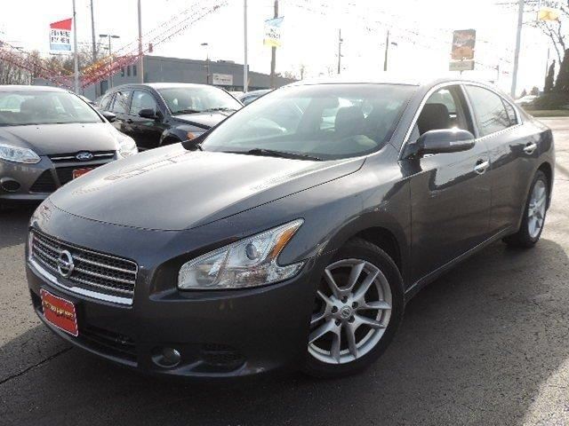 2009 nissan maxima 3 5 sv 4dr sedan for sale in black horse ohio classified. Black Bedroom Furniture Sets. Home Design Ideas