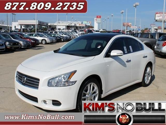 2009 nissan maxima 3 5 sv for sale in laurel mississippi classified. Black Bedroom Furniture Sets. Home Design Ideas