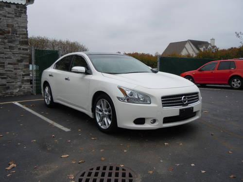 2009 nissan maxima 3 5 sv w premium pkg for sale in allentown new jersey classified. Black Bedroom Furniture Sets. Home Design Ideas