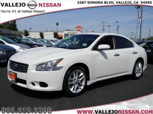 2009 nissan maxima s sedan 4d for sale in vallejo california classified. Black Bedroom Furniture Sets. Home Design Ideas