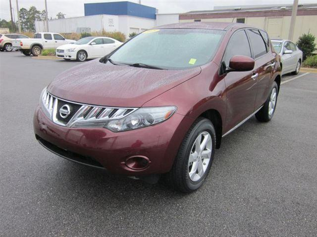 2009 nissan murano s for sale in auburn alabama classified. Black Bedroom Furniture Sets. Home Design Ideas