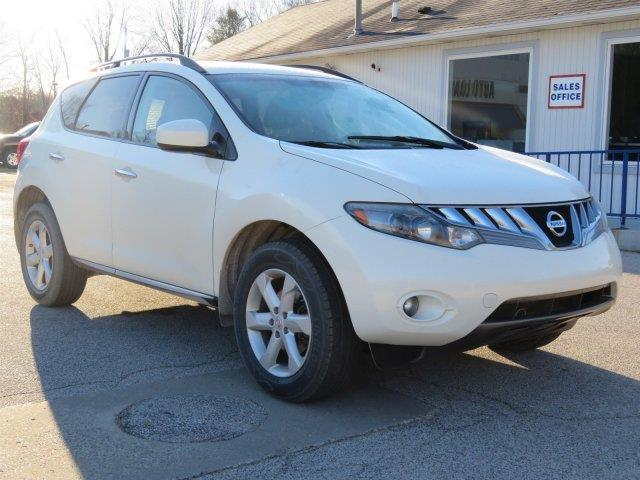 2009 nissan murano s awd s 4dr suv for sale in meskegon michigan classified. Black Bedroom Furniture Sets. Home Design Ideas