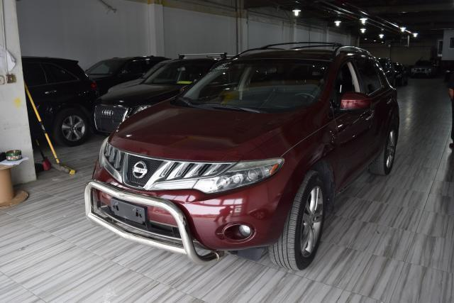 2009 Nissan Murano S AWD S 4dr SUV