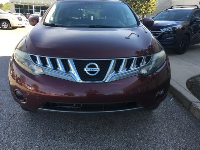 2009 Nissan Murano S S 4dr SUV