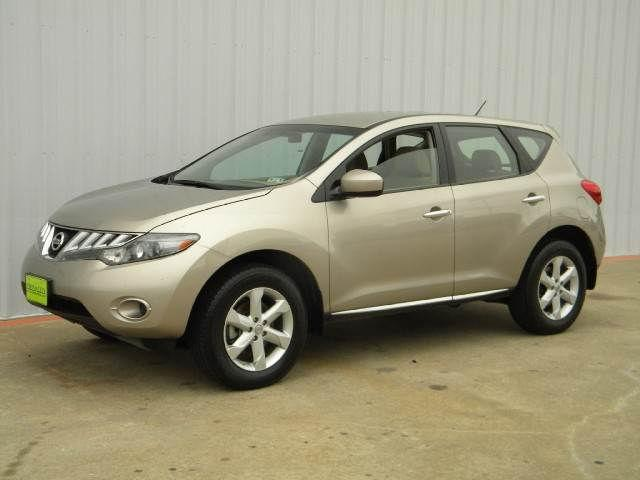 2009 nissan murano s for sale in port arthur texas classified. Black Bedroom Furniture Sets. Home Design Ideas