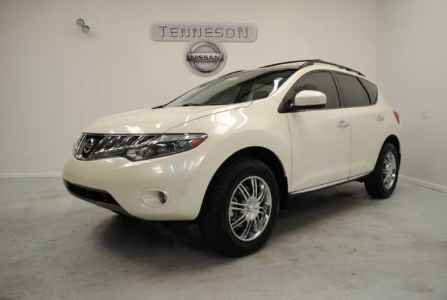 2009 nissan murano sl for sale in tifton georgia classified. Black Bedroom Furniture Sets. Home Design Ideas