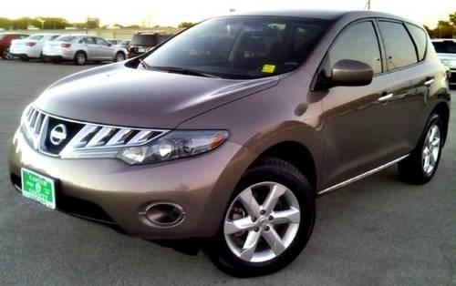 2009 nissan murano suv 2wd 4dr s for sale in ardmore oklahoma classified. Black Bedroom Furniture Sets. Home Design Ideas