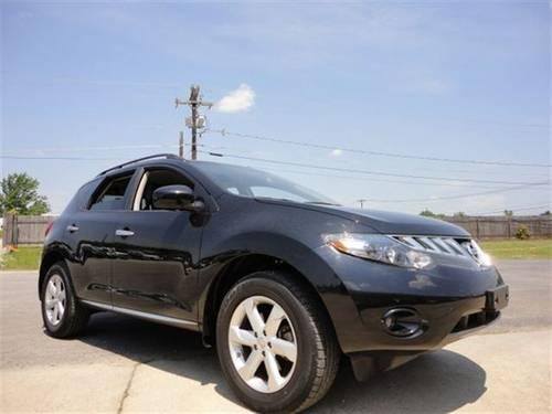 2009 nissan murano suv sl 4x4 suv for sale in guthrie north carolina classified. Black Bedroom Furniture Sets. Home Design Ideas