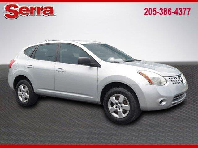 2009 Nissan Rogue S S Crossover 4dr