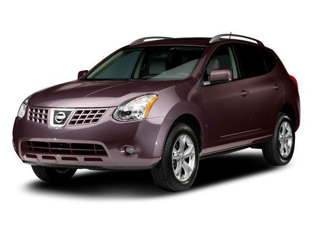2009 Nissan Rogue SL AWD SL Crossover 4dr