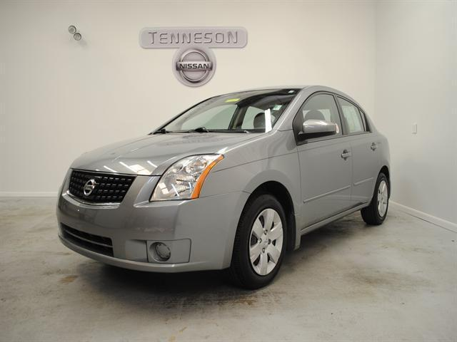 2009 nissan sentra 2 0 s for sale in tifton georgia classified. Black Bedroom Furniture Sets. Home Design Ideas
