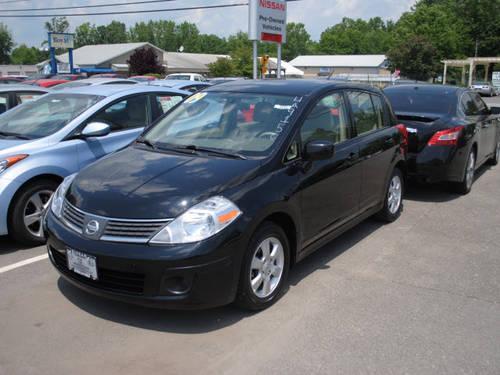 2009 Nissan Versa 5 Dr Hatchback 1 8 SL for Sale in New
