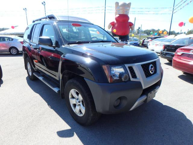 2009 nissan xterra s somerset ky for sale in somerset kentucky classified. Black Bedroom Furniture Sets. Home Design Ideas