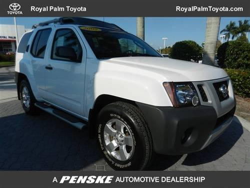 2009 nissan xterra suv 2wd 4dr auto s suv for sale in west palm beach florida classified. Black Bedroom Furniture Sets. Home Design Ideas