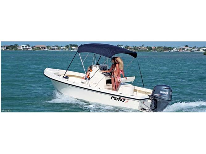 2009 Parker Boats 1801 Center Console