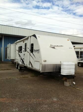 2009 Passport Ultra Lite 300 Bh By Keystone Rv For Sale
