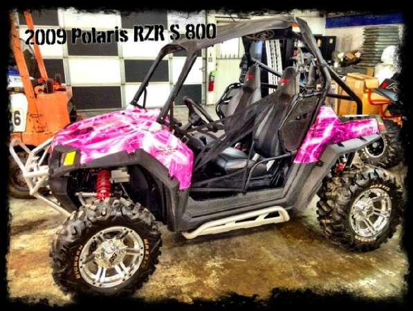 2009 Polaris Ranger RZR S