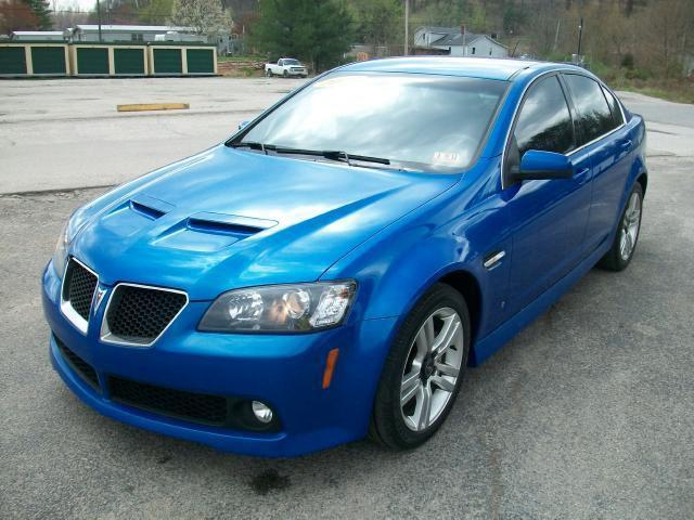 2009 pontiac g8 for sale in louisa kentucky classified. Black Bedroom Furniture Sets. Home Design Ideas