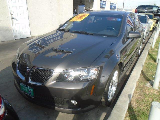 2009 Pontiac G8 Base Base 4dr Sedan