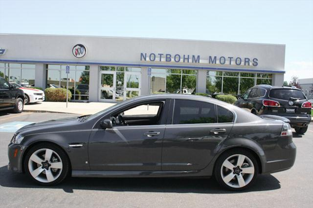 2009 pontiac g8 gt for sale in miles city montana for Notbohm motors used cars