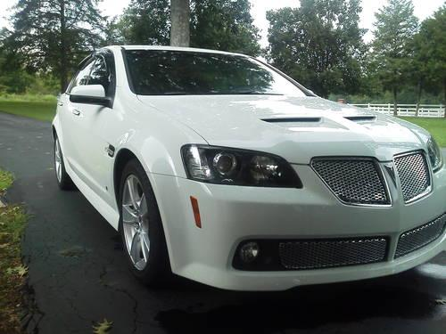 2009 pontiac g8 gt for sale in brentwood tennessee classified. Black Bedroom Furniture Sets. Home Design Ideas