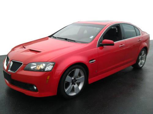 2009 pontiac g8 gt for sale in middlebury connecticut classified. Black Bedroom Furniture Sets. Home Design Ideas