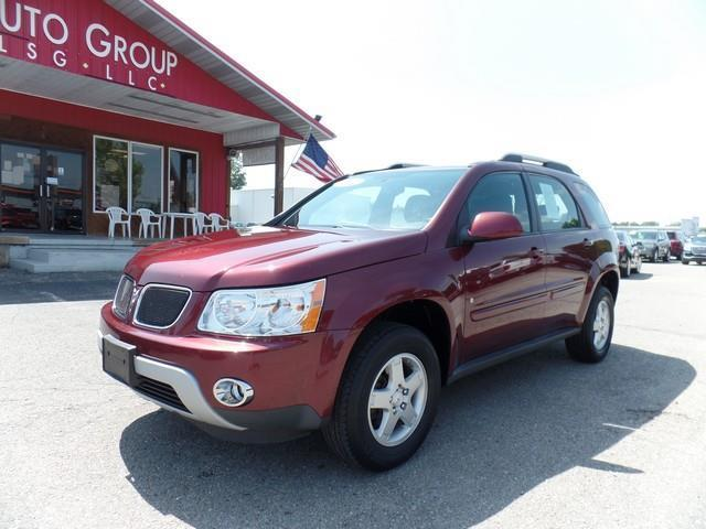 2009 Pontiac Torrent Base AWD Base 4dr SUV