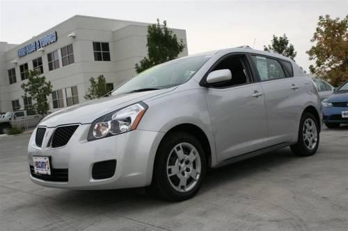 2009 Pontiac Vibe Hatchback For Sale In Grand Junction