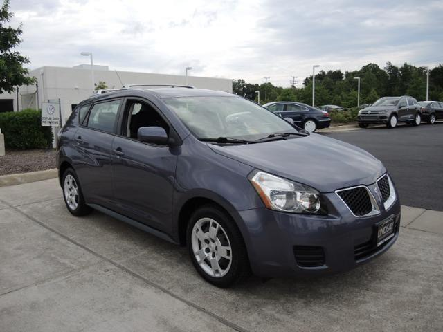 2009 Pontiac Vibe w/Sunroof 4dr Car w/1SB