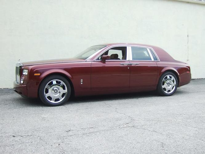 2009 rolls royce phantom for sale in sarasota florida for Rolls royce motor cars tampa bay