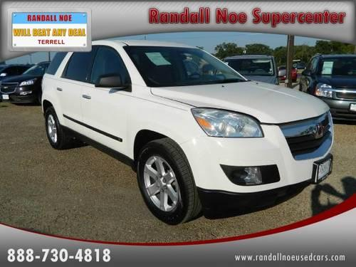 2009 saturn outlook suv xe front wheel drive for sale in terrell texas classified. Black Bedroom Furniture Sets. Home Design Ideas