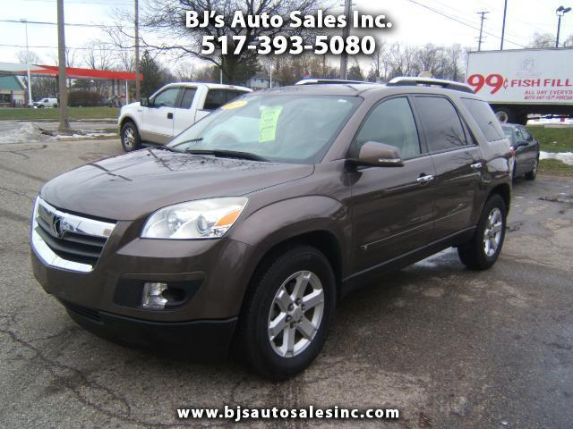 2009 saturn outlook xe xe 4dr suv for sale in lansing michigan classified. Black Bedroom Furniture Sets. Home Design Ideas