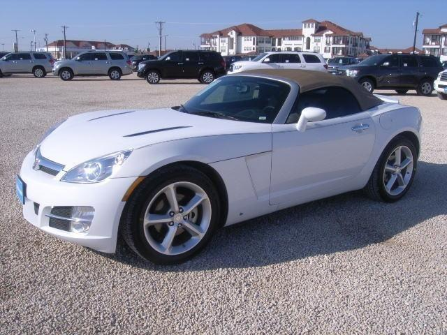 2009 saturn sky 2dr convertible for sale in odessa texas classified. Black Bedroom Furniture Sets. Home Design Ideas