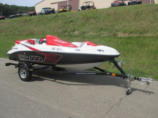 2009 Sea-Doo 150 Speedster w/Rotax 215hp 4-Stroke w/only 8 hours!