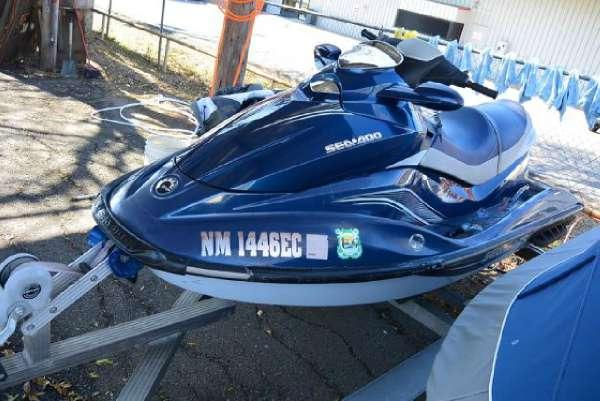 2009 Sea-Doo GTI SE (155 hp)