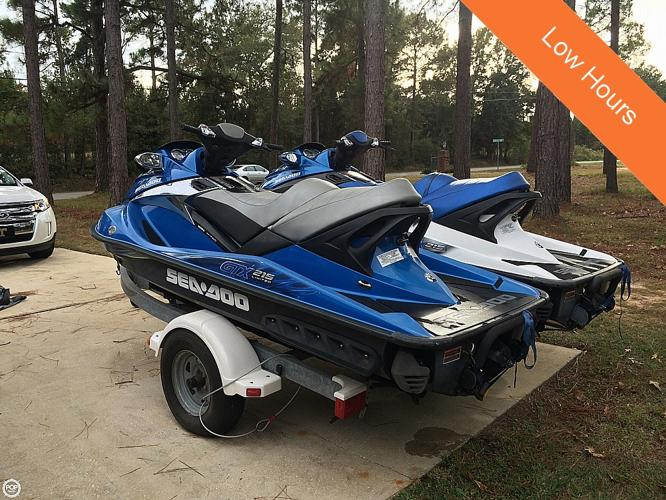 2009 Sea-Doo GTX 215 Limited