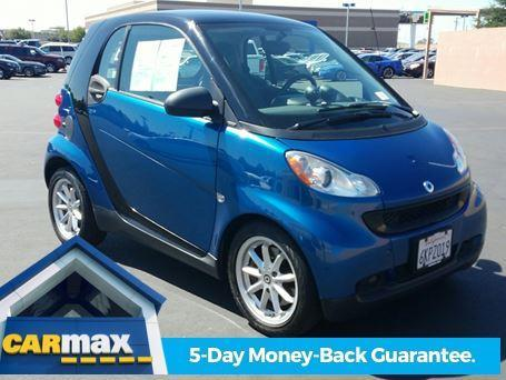 2009 Smart fortwo passion passion 2dr Hatchback