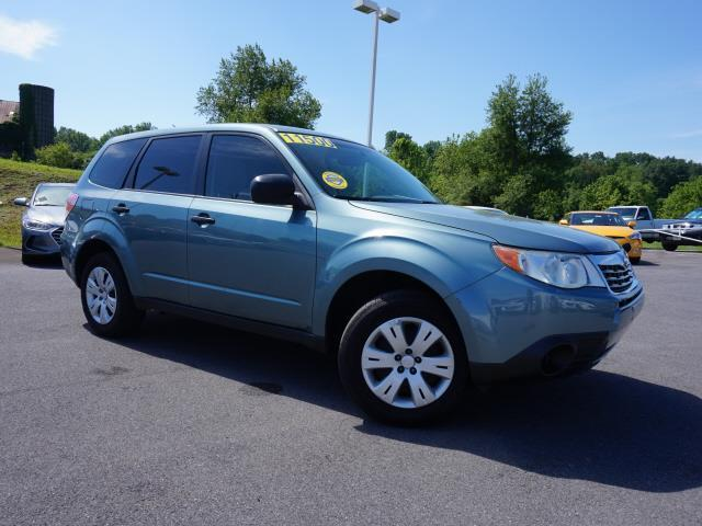 2009 subaru forester 2 5 x awd 2 5 x 4dr wagon 4a for sale in bristol tennessee classified. Black Bedroom Furniture Sets. Home Design Ideas