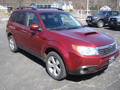 2009 subaru forester 2 5 xt limited for sale in lunenburg. Black Bedroom Furniture Sets. Home Design Ideas