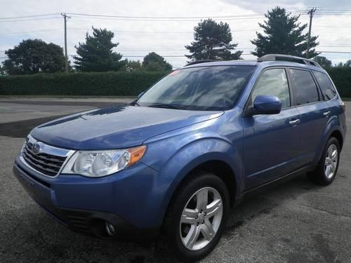 2009 subaru forester suv 2 5x for sale in beekmantown new york classified. Black Bedroom Furniture Sets. Home Design Ideas
